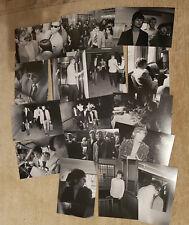 Bravo-Beatles-Blitztournee Fotos Mülheim / Essen / Ahrensburg 10 x 15 cm Negativ