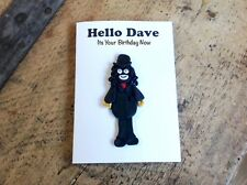 Birthday Card Papa Lazarou Handmade Birthday The league of gentlemen