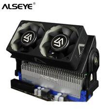 Alseye RAM Kühler Lüfter für Computer DDR Memory Cooler mit Dual 60mm Fan