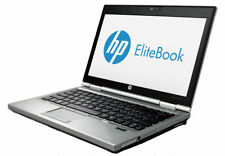 HP EliteBook 2570p Laptop. 2.5GHZ, 4GB 320GB HDD Windows 8.1 HDD difettoso i5 Core