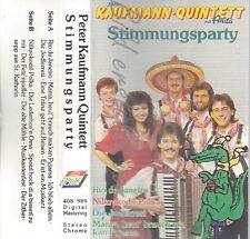 MC--PETER KAUFMANN QUINTETT--STIMMUNGSPARTY