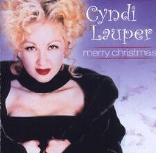 "Cyndi Lauper ""Merry Christmas"" CD merce nuova!"