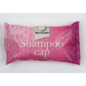 Reynard No Rinse Conditioning Disposable Shampoo Cap  Waterless Wash