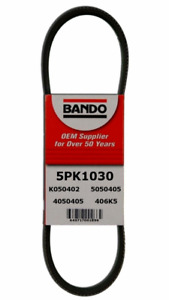 BANDO 5PK1030 Serpentine Belt-Rib Ace Precision Engineered V-Ribbed Belt