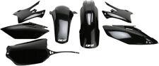 UFO Black Complete Plastic Kit For Yamaha YZ 250 F 450 F 03-05