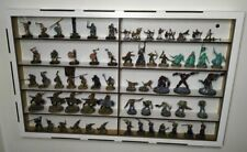 Collector's Show Case Cabinet for miniatures  models figures 51x32x4,3 cm