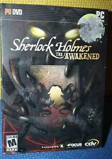 Sherlock Holmes: The Awakened PC DVD-ROM CIB