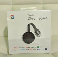 Google Chromecast HDMI Digital HD Media Streamer - FREE USA SHIPPING -