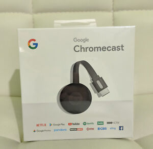 Google Chromecast HDMI Digital HD Media Streamer