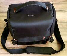 GENUINE Sony LCS-SC8 LCSSC8 Lightweight System Case Camera Bag EXCELLENT