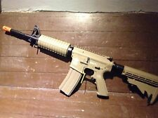 CM16 Carbine Tan Assault Rifle + Battery