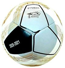 Premier League Football Size 5 Genuine Top Quality Ball Pu-leather - UK SELLER