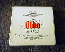 WEHRMACHT CIGARETTES RATION TIN Oldo WW2 (d)