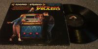 "Perez Prado ""Pops and Prado"" RCA VICTOR LATIN JAZZ LP"