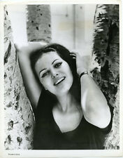 CLAUDIA CARDINALE LOVELY GLAMOUR POSE FOR THE LEOPARD ORIGINAL 8X10 STILL PHOTO
