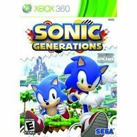 Sonic Generations (Microsoft Xbox 360, 2011)