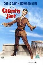 Calamity Jane [DVD] [1953], New DVD, Fred Aldrich, Victor Adamson, Gale Robbins,