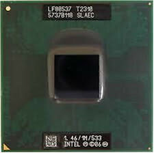 Processore Intel Pentium Dual-Core Mobile T2310 1.4 Ghz 478-pin Micro-FCPGA
