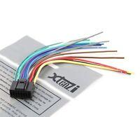 Xtenzi 16 Pin Power Plug Wire Harness for Pyle  PLDN74BTi sterio Radio New
