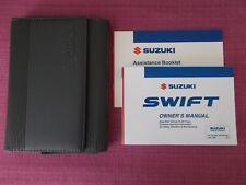 SUZUKI SWIFT (2005 - 2007) USER MANUAL - HANDBOOK - INCLUDES SPORT. (YJL 1664)