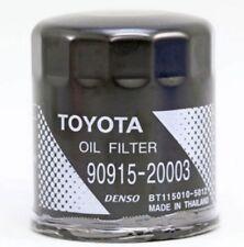 TOYOTA OEM ENGINE OIL FILTER DENSO 90915-20003 1JZ-GTE etc. from JAPAN