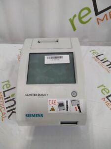 Siemens Medical Clinitek Status + Urine Analyzer