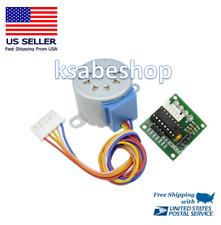 24byj48 Dc 12v 4 Phase 5 Wire Gear Stepper Motor Mini Reduction Arduino Board