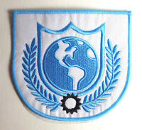 """Buck Rogers TV Series Shoulder Logo  4.5"""" Embroidered Patch-USA Mailed(BUPA-28)"""