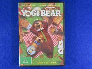 Yogi Bear - DVD - Free Postage!!