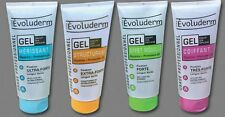 LOT 3 GEL COIFFANT FIXATION TRES FORTE LONGUE DUREE EVOLUDERM CHEVEUX 3 * 150 ml