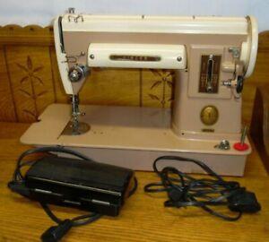 Singer 301A Sewing Machine In Case