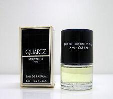 Molyneux Quartz Miniatur 6 ml Eau de Parfum