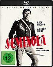 SEMINOLA  - Region B  Blu-ray - Rock Hudson