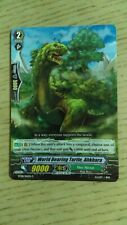 Cardfight Vanguard - World Bearing Turtle, Ahkbara (BT08/061EN C)