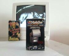 Nishika Twin Light 3000 Variable Angle ELECTRONIC FLASH For N8000 3D Camera