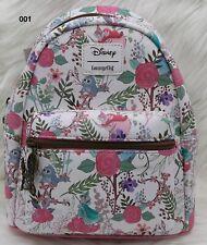 Loungefly Disney Sleeping Beauty Flowers & Fairies Backpack