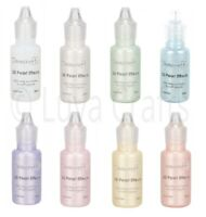 Dovecraft 3D Pearl Effects Pastel Shades Acid Free 20ml - Choice of Colours