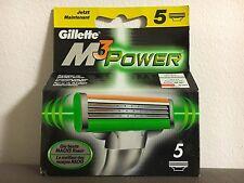Gillette M3 Power Rasierklingen