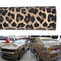 100MM*1520MM Car Body Leopard Vinyl Sticker Film Styling DIY Auto Stickers Films