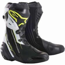 Alpinestars Supertech R Race Motorcycle Boots EU 44 UK 9.5