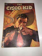 THE CISCO KID #11 SEPT-OCT 1952 DELL COMICS WESTERN
