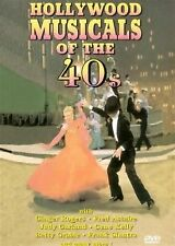 Hollywood Musicals Of The 40's (2000) BRAND NEW AND SEALED UK REGION 2 DVD