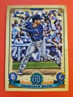2019 Topps Gypsy Queen Francisco Mejia Card #243  Padres     *167*