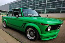 BMW SERIE 02 E10 E20 1602 1802 2002 LLAMARADAS DE LA DEFENSA - PASOS DE RUEDA