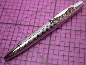 Waterford Chrome Kilbarry Elegant Ballpoint Pen
