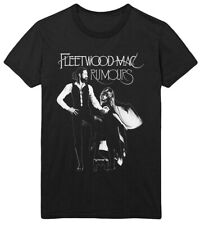 Fleetwood Mac 'Rumours' (Black) T-Shirt - NEW & OFFICIAL!