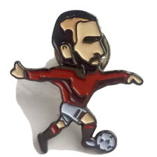 Eric Cantona Manchester Utd FC Pin Badge, A Guy Called Minty, Casual Connoisseur