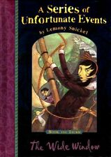 The Wide Window (A Series of Unfortunate Events book 3) By Lemony Snicket