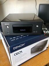 Denon CEOL RCDN10 Hi-Fi-Network CD Receiver with HEOS,Bluetooth, Airplay - Black