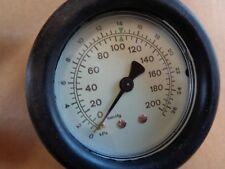 Druckmessgerät Feuerwehr Manometer Druckanzeiger